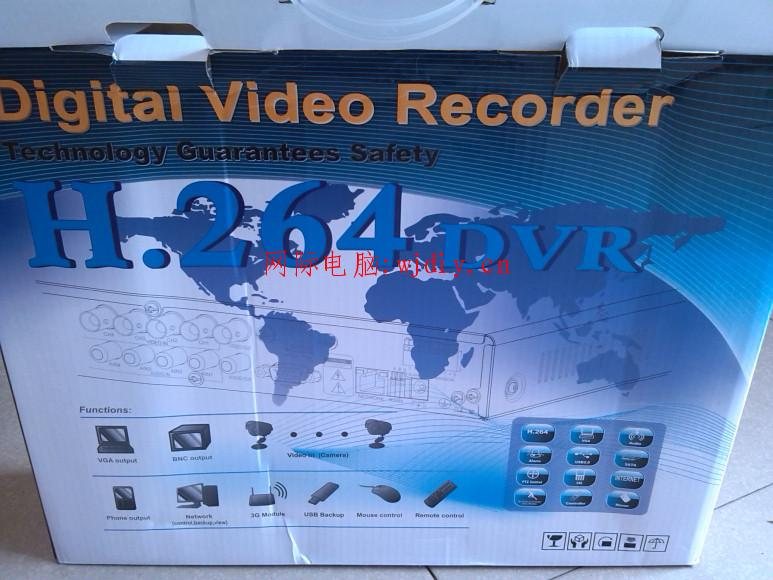 兴伟业h.264DVR 7316HC用得怎样?