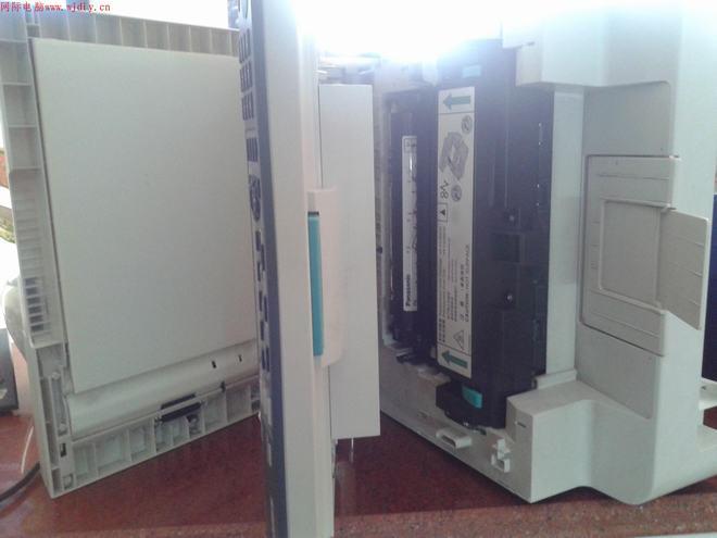 松下KX-MB778CN一体打印机报呼叫维修123456