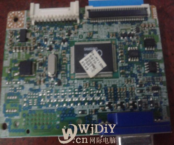 三星943NW 驱动板BN41-01172B 液晶显示器主板
