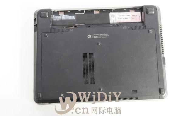 怎么拆HP ProBook 4230s商务本 有图有说明