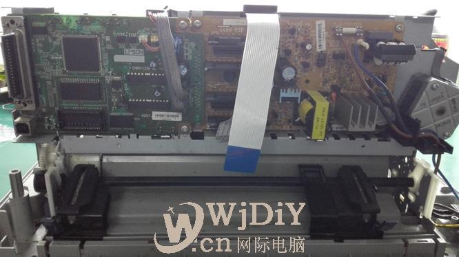 龙华民治爱普生630K针式打印机维修
