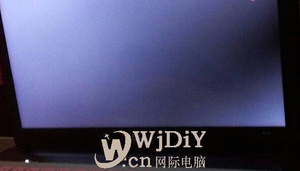 惠普pavilion dv3笔记本装系统黑屏处理方法