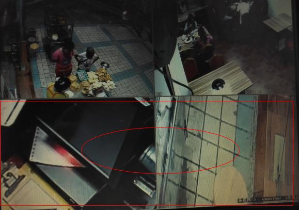 无线监控用了一段时间有二个看骗屏解决方法