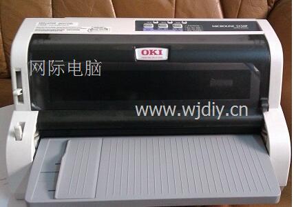 维修oki 5150f打印空白纸不能打印