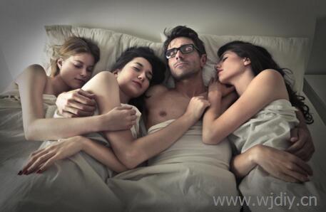 女人想睡男人的表现细节