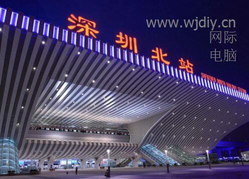 深圳北站附近电脑维修网络上门服务