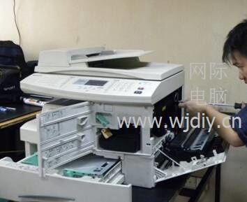 深圳龙华上门维修办公打印机复印机
