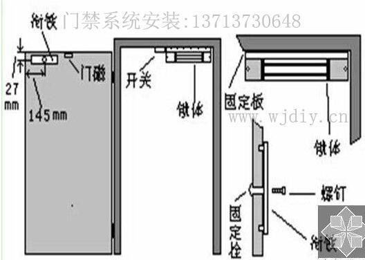 深圳门禁系统安装公司