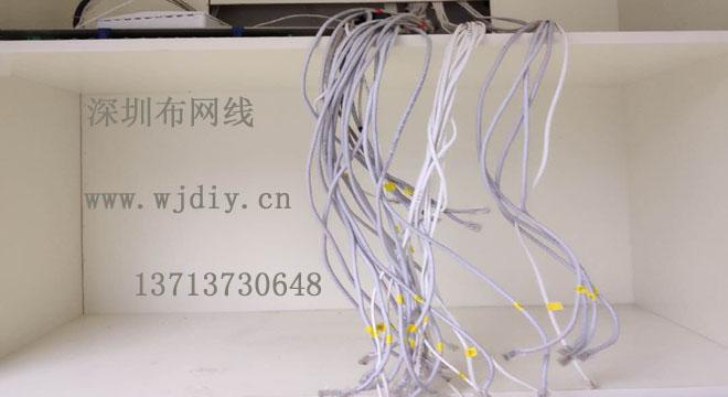 深圳福田区竹子林金民大厦办公室布网线-综合布线公司
