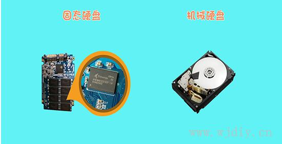 机械硬盘和固态硬盘的区别.jpg