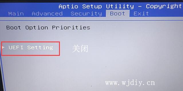 神州笔记本Reboot and Select proper Boot device开机出现处理方法.jpg
