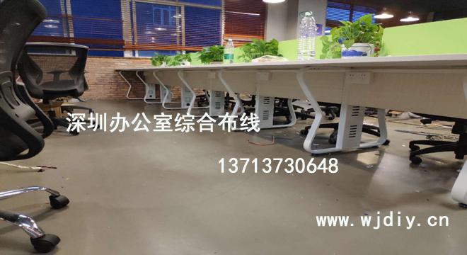 南山区后海总部基地喜之郎大厦办公室布网线装监控公司.jpg