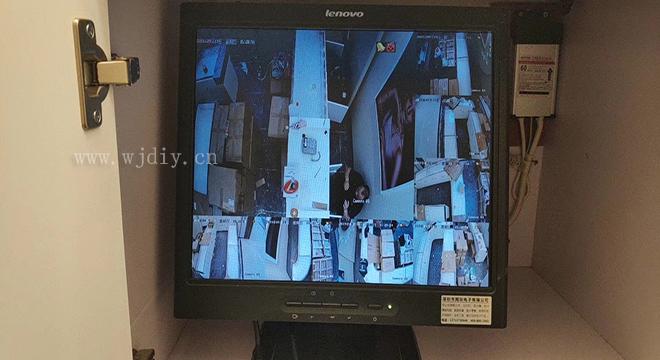 深圳安防网络监控安装 办公室网络布线上门 监控摄像头的分类