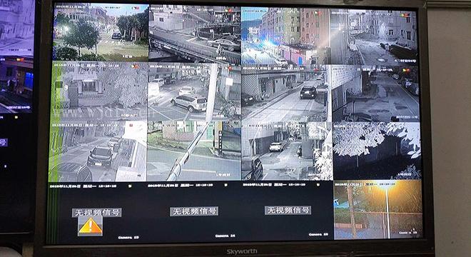 龙华区民治监控布线安装服务公司 深圳观湖办公室网络布线.jpg