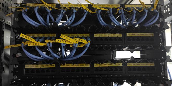 南山区蓝天路附近办公室网络布线 深圳专业安装监控弱电公司