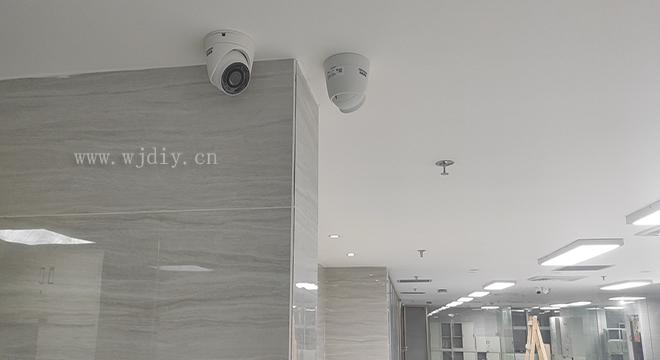 深圳市南山区工业九路附近监控安装维修工程布网线0755-33942288.jpg