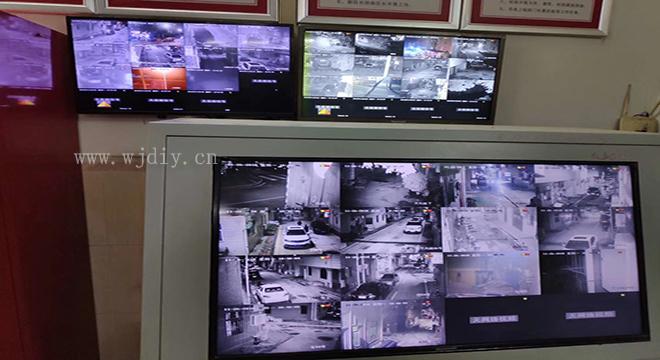 安防监控摄像头维护保养 深圳海月路附近安防监控安装