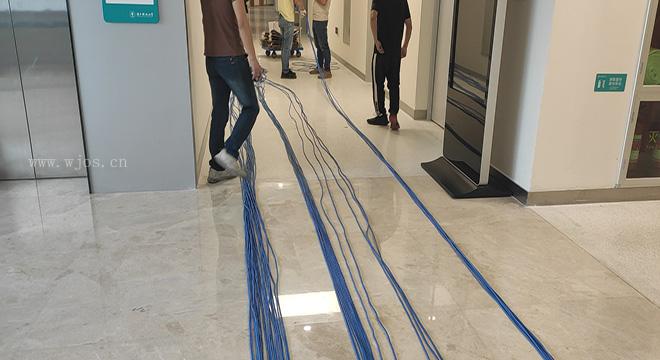 结构化布线系统 结构化布线系统与传统布线系统的区别于优势