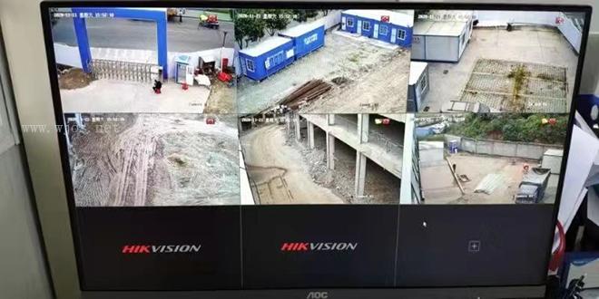 监控安装报价 深圳南山区朗山路摄像头监控安装公司.jpg