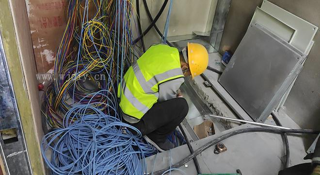 南山区科技南十二路附近智能家居监控系统安装弱电工程.jpg