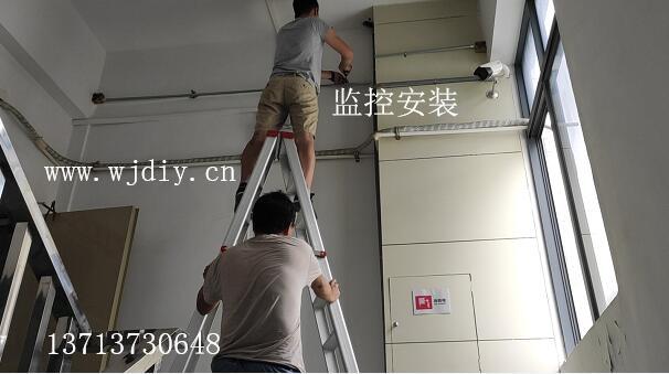 深圳碧波一路附近监控布线 罗湖区金稻田路监控安装公司.jpg